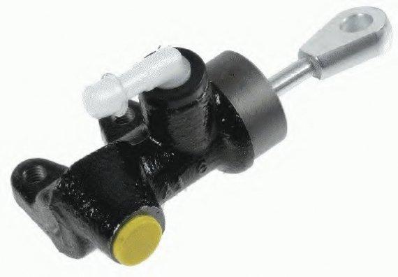 Главный цилиндр сцепления транспортер т2 печка на фольксваген транспортер т3