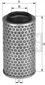 C3112261 MANN-FILTER Воздушный фильтр